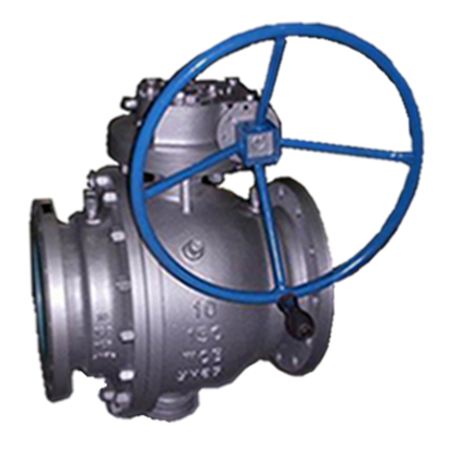 10 Inch Ball Valve, Full Bore, Carbon Steel