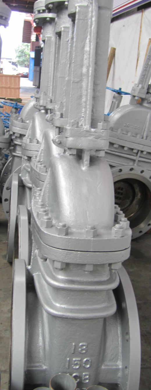 18 Inch Gate Valve, Cast Steel