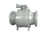 26 Inch Ball Valve, Carbon Steel, Flanged