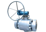 A105 Forged Steel Ball Valve, Bolted Body