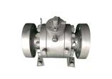 A105N Trunnion Ball Valve, Fire Safe