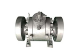 A105N Trunnion Mounted Ball Valves, Natural Gas Service