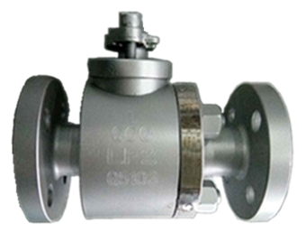 A352 LF2 Floating Ball Valves, Flanged