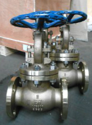 Alumium Bronze Globe Valve, Bolted Bonnet