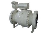 Ball Valve, A216 WCC, Flanged