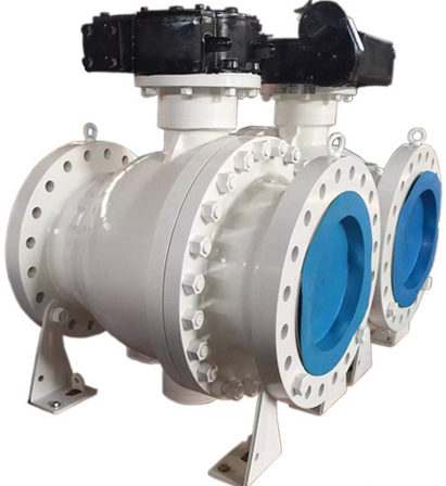 Ball Valve, Class 150, 10 Inch, Carbon Steel