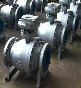 Ball Valve, Flanged, A216 WCB