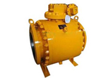 Ball Valve, Solid Ball, Anti-static, Fire Safe