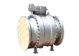 Ball Valve, Split Body, Full Bore, RF
