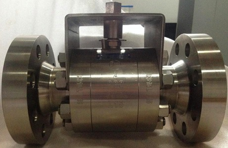 Ball Valve, SS304, NACE MR0175