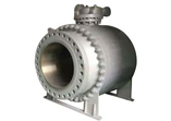 Big Size Trunnion Ball Valve