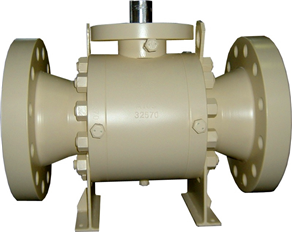 Bubble Tight Shut Off Ball Valve