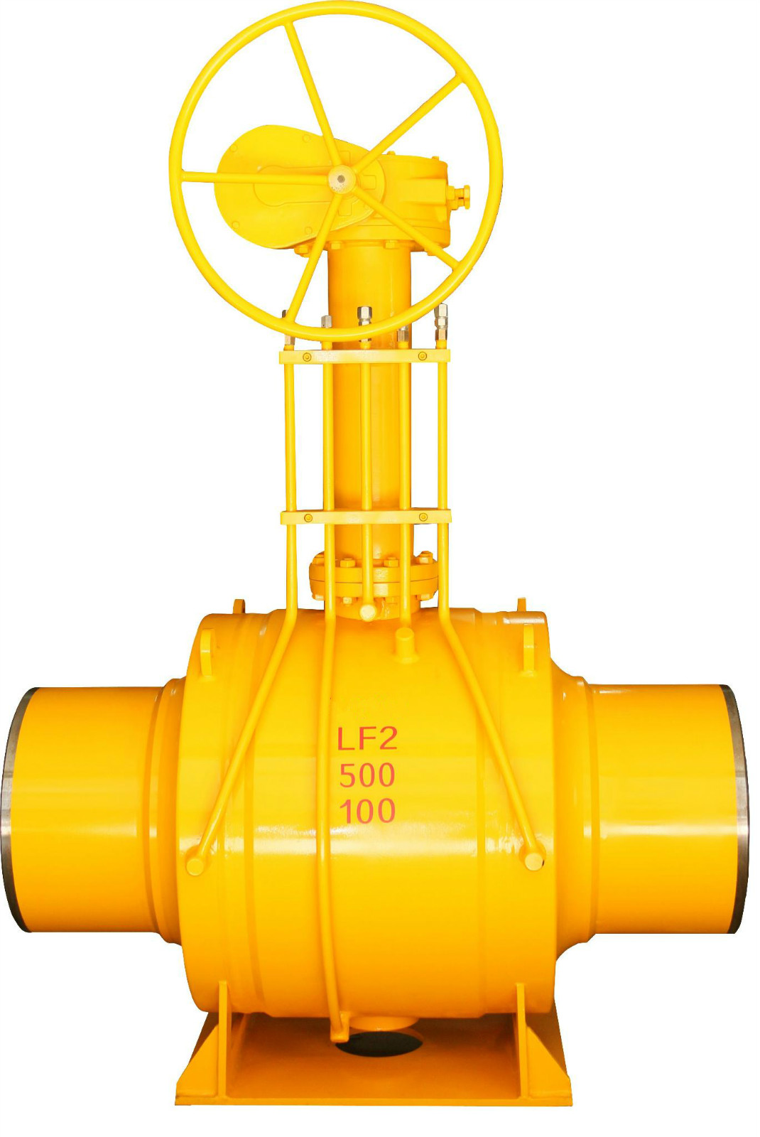 Buried Ball Valve