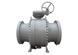 Carbon Steel Ball Valve, 3PC, Flanged