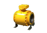 Carbon Steel Ball Valve, Big Size