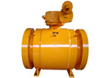 Carbon Steel Ball Valve, Welded Body