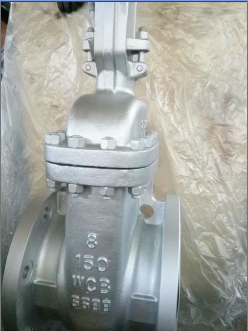 Carbon Steel Gate Valve, A216 WCB