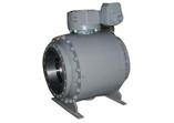 Carbon Steel Trunnion Ball Valve, Class 600