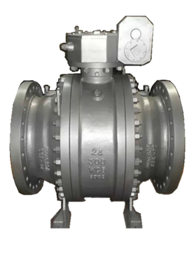Class 300 Ball Valve, 24 Inch, Flanged