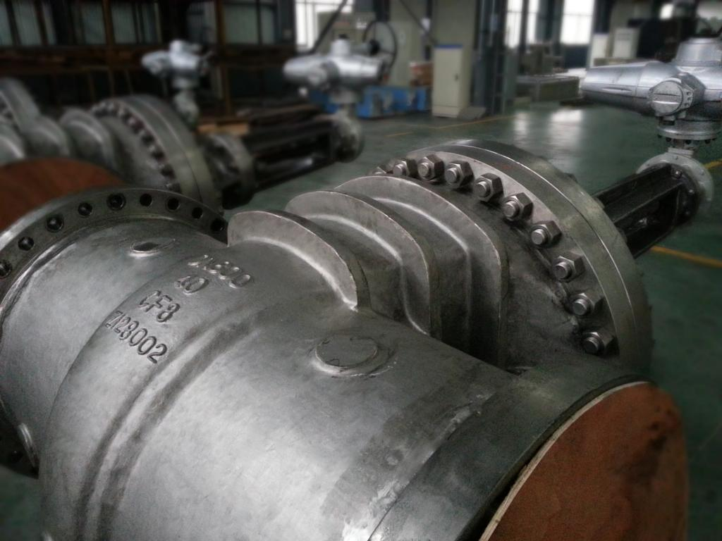 DN600 Gate Valve, Flanged