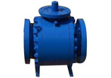 Double Block and Bleed Ball Valve, AP 6D