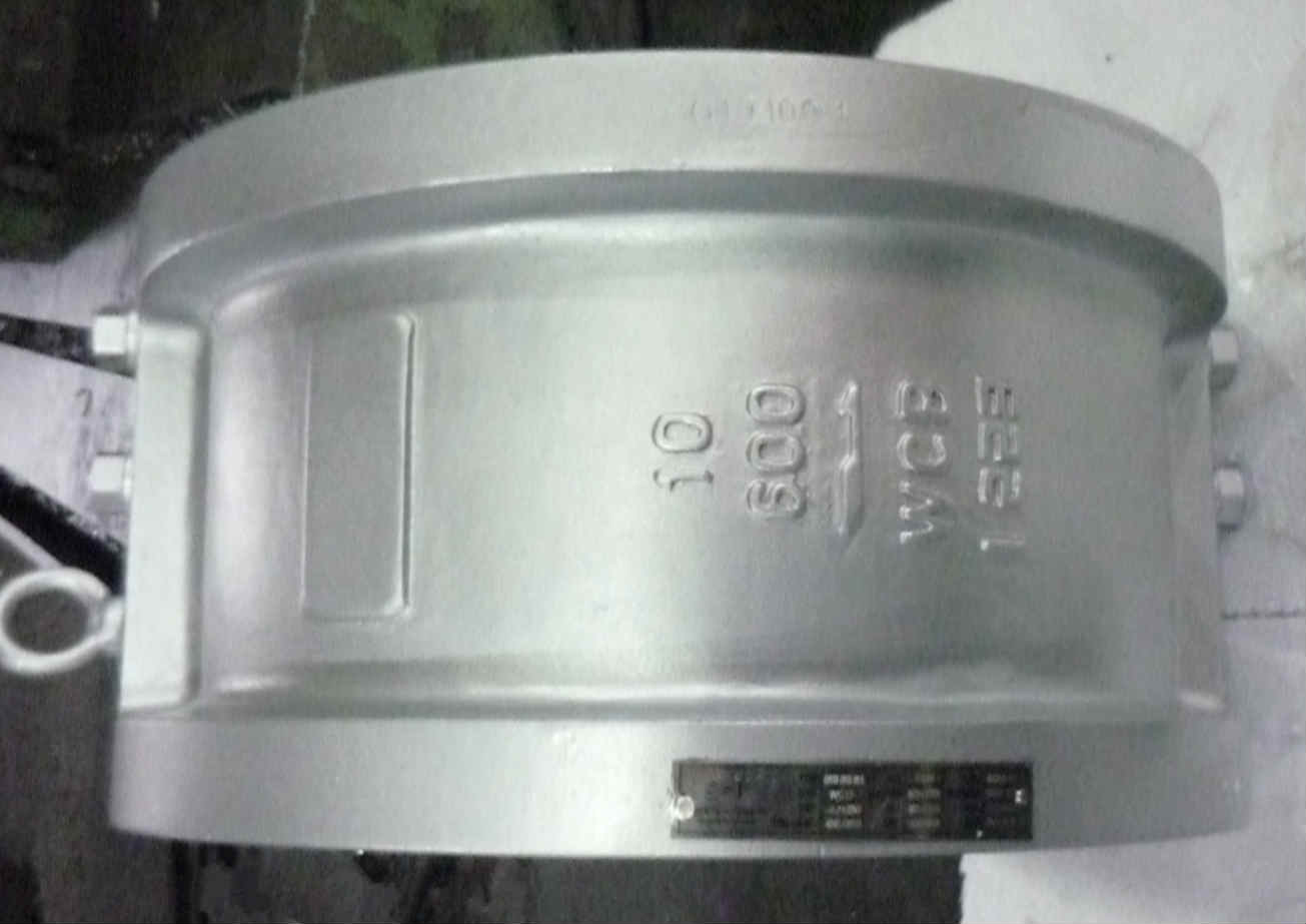 Double Door Wafer Check Valve