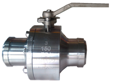 Duplex Steel Floating Ball Valve