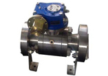 F304L Ball Valve, Tunnion Mounted