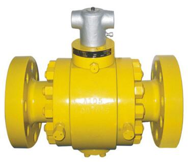 Flanged Carbon Steel Ball Valve, Full Port, Anti-static