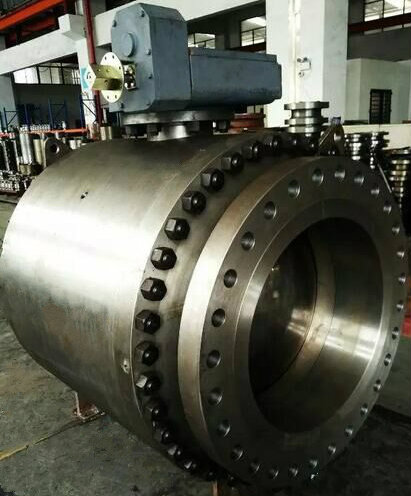 Forged Steel Ball Valve, 30 Inch, 300Lb