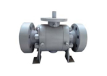 Forged Steel Ball Valve, Full Bore, API 6D