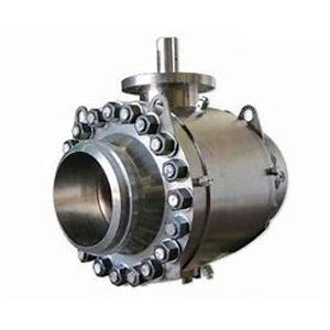 High Pressure Carbon Steel Ball Valves