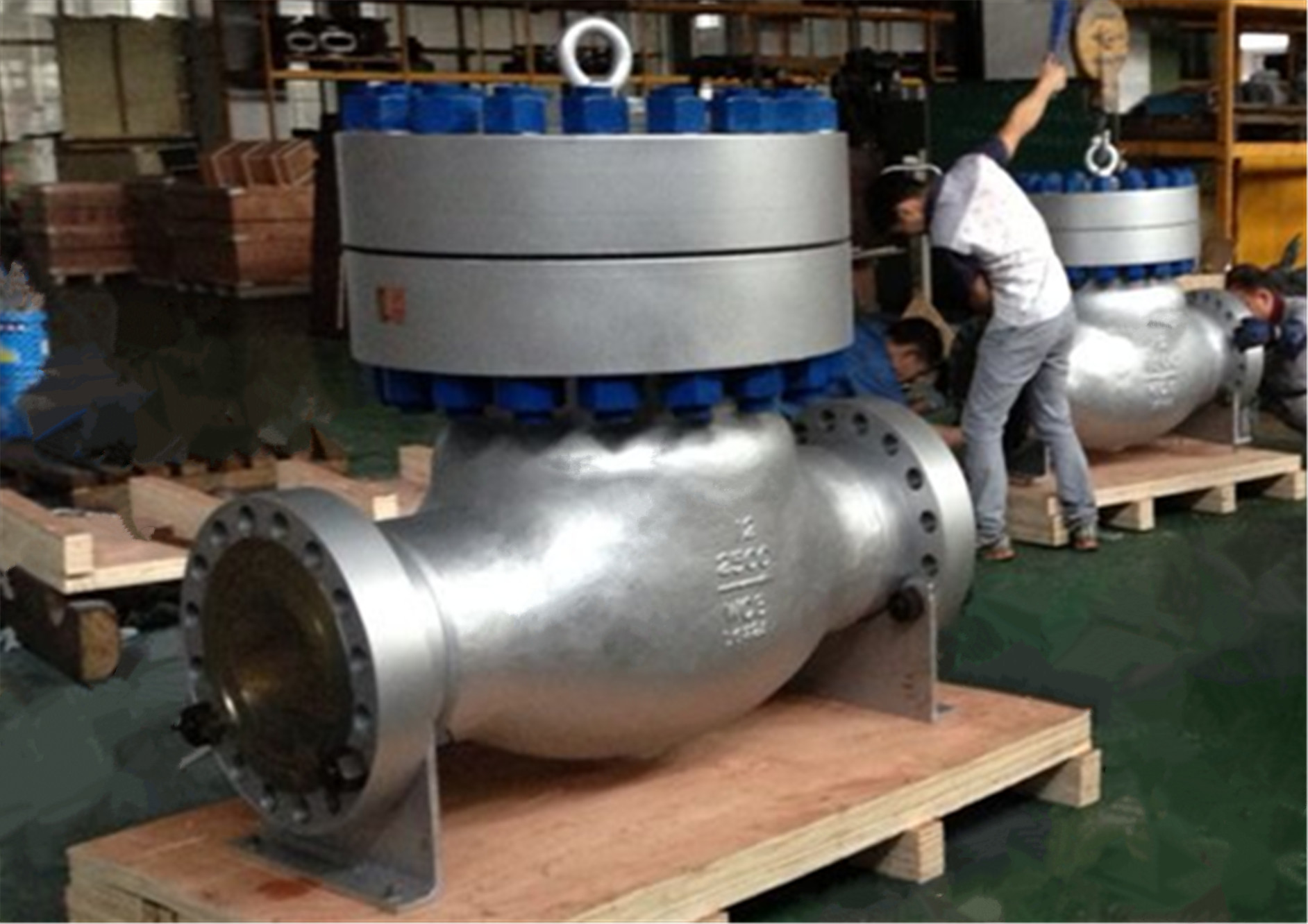 High Pressure Check Valve, Carbon Steel