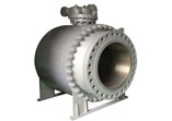 High Pressure Trunnion Ball Valve, Forged Steel