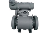 High Temperature Metal Seated Ball Valves