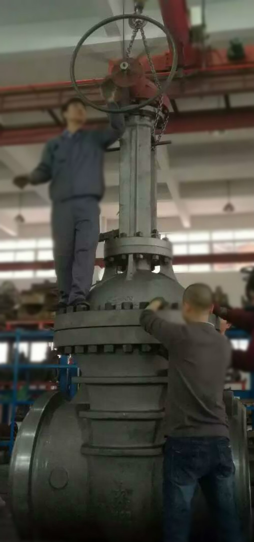 Low Temperature Carbon Steel Gate Valve