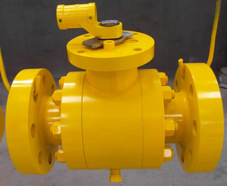 Reduced Port Ball Valve, Class 600, Wrench Operated