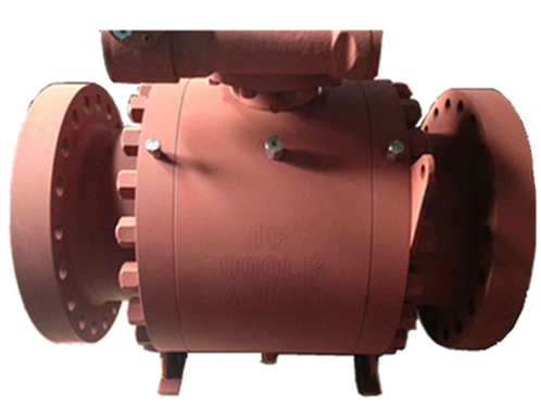 Side Entry Ball Valve, 3PC, 900#