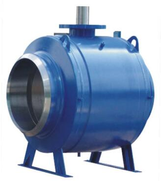 Stainless Steel Fully Welded Ball Valve, Big Size