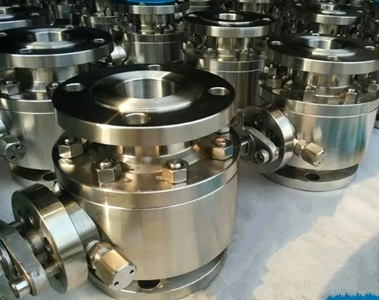 Super Duplex Alloy Ball Valves, A182 F53