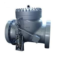 Swing Check Valve with Counterweight or Damper