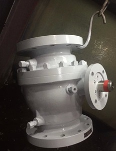 Trunnion Ball Valve, 2PC, API 6D