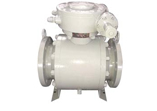 Trunnion Ball Valve, 3PC, Forged Body