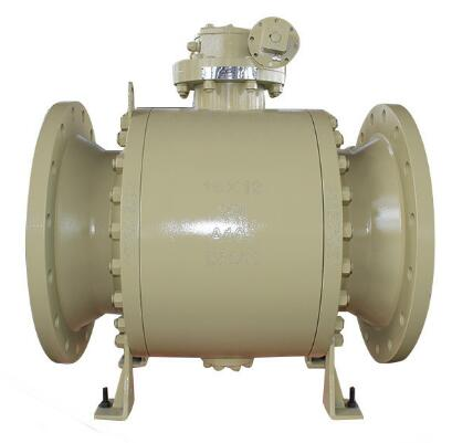 Trunnion Ball Valve, Carbon Steel, Class 150