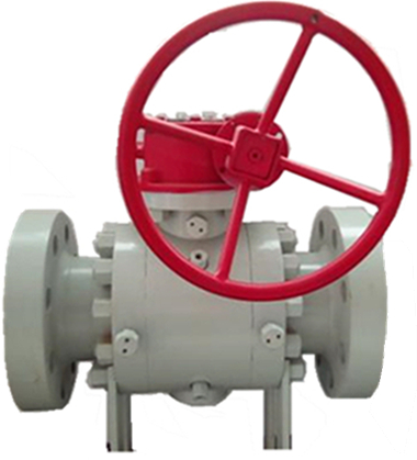Trunnion Ball Valve Double Block and Bleed
