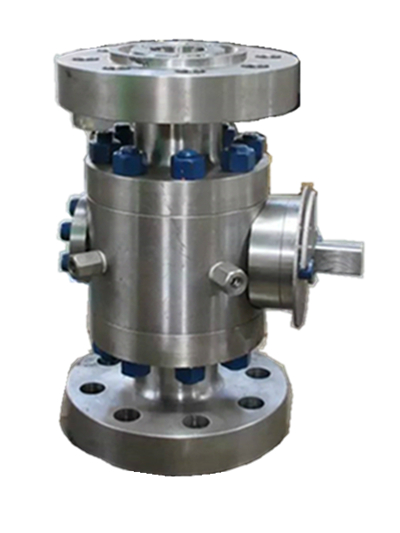 Trunnion Ball Valve, F316L, API 6D, Flanged Ends