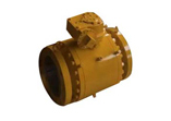 Trunnion Ball Valve, Forged Carbon Steel