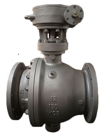 Two Piece Flanged Ball Valve