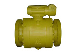 WCC Ball Valve, ASTM A216, 28 Inch, 3PC