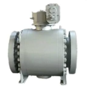 Single Piston Effect Ball Valve